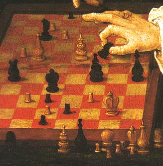 Courier Chess - Medieval - Renaissance - Game - Chess History